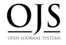 Logo Open Journal System - OJS